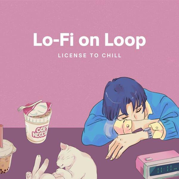 Lo-Fi on Loop 😎