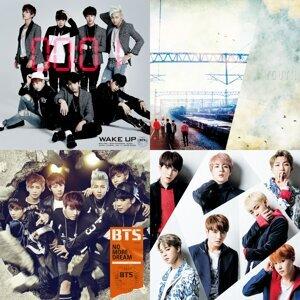 何曲歌える?BTS PLAYLIST 2014-2016