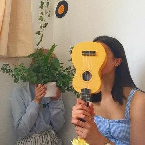 一首抒情吉他,一種溫暖感受🌻