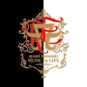 ayumi hamasaki MUSIC for LIFE 〜return〜