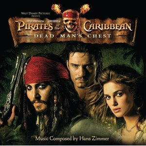 電影原聲帶:神鬼奇航1-5精選(Pirates of the Caribbean) {Collection}