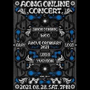 AOMG線上演唱會:Above Ordinary 2021 SETLIST
