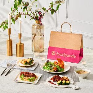 foodpanda歐美餐點絕配西洋經典歌曲,一秒置身高檔餐廳!