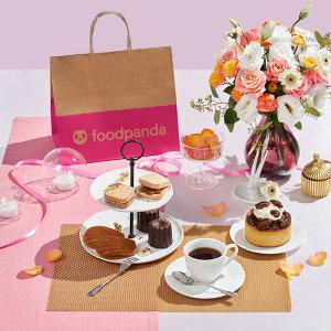 foodpanda下午茶必配歌單~充滿粉紅泡泡的午後在這裡!