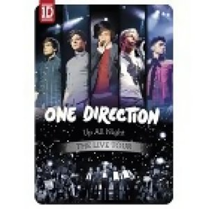 One Direction - Up All Night The Live Tour