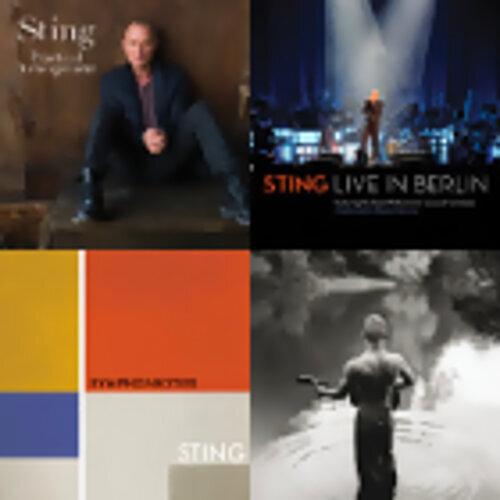 Sting (史汀) - 人気曲