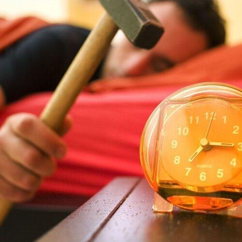 讓我多睡五分鐘