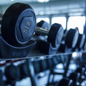 核心肌肉群強化