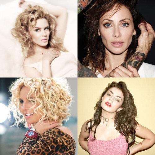 關於那些青春女歌手的過去、現在與未來