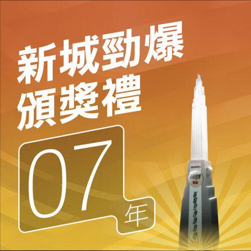 07 新城勁爆頒獎禮