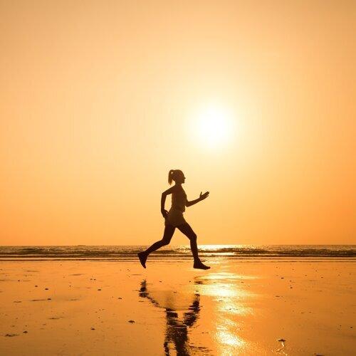 輕盈愉悅的慢跑時光(<140BPM)
