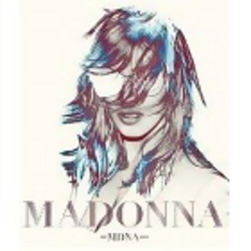 瑪丹娜 Madonna -MDNA 世界巡迴演唱會 2012  曲目搶聽版
