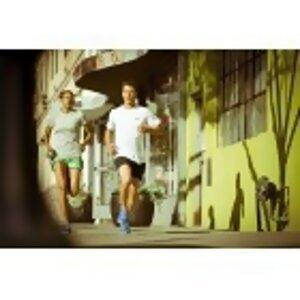 激昂快跑一小時!