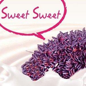 甜品系列歌單:椰香紫米甘露