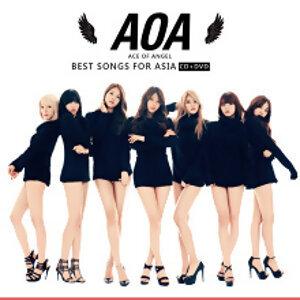 王牌女神 AOA - 熱門歌曲