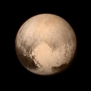 與冥王星浪漫邂逅