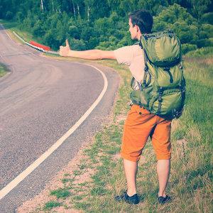 勇敢出發!一個人的旅行