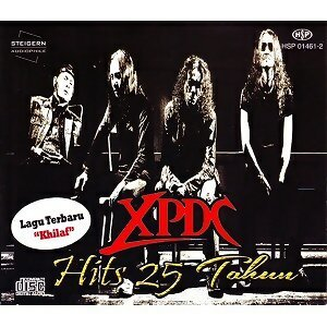 XPDC - XPDC Hits 25 Tahun