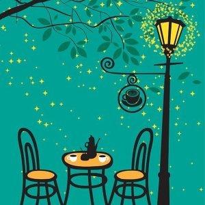 沉靜咖啡館