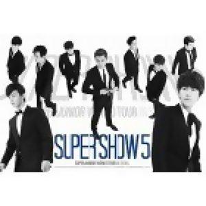 Super Show 5 in 台灣