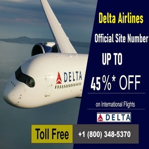 Delta Airlines Booking Number 1-800-348-5370