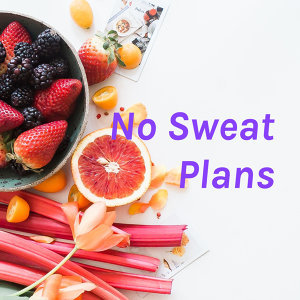 英語文備課中 No Sweat Plans