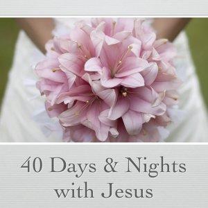 耶穌陪你一起做40天的心靈鍛鍊