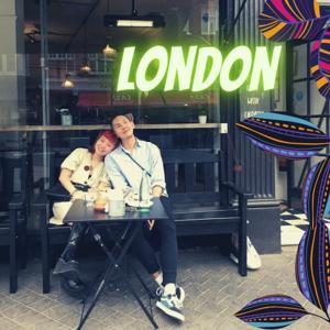 挫C家坐坐 | 世界特輯之在英國倫敦WORKING HOLIDAY的那年夏天,超便宜可以看到好多大咖的音樂祭,露天酒吧市集,所有人被和煦的氣候影響忍不住開笑顏-Feat.DUKE
