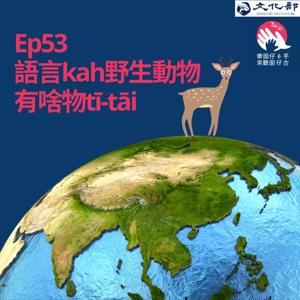 語言kah野生動物有啥物tī-tāi?  EP53