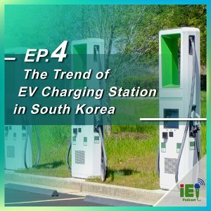 The Trend of EV Charging Station in South Korea