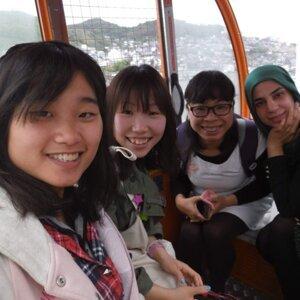 留學時期,身處異地很寂寞?還是總是能遇到外國人?