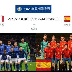 004_義大利 VS 西班牙 賽前分析