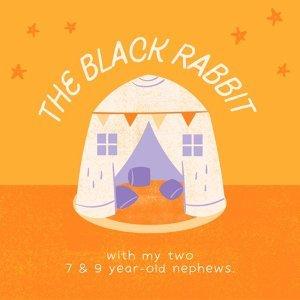 小阿姨說故事|大黑兔 The Black Rabbit