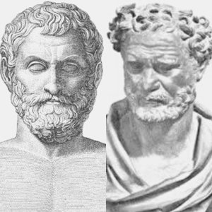 「一」和「多」的爭執:泰利斯和赫拉克里特斯