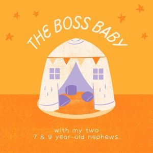 小阿姨說故事|The Boss Baby_