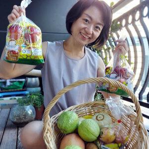 吃好的,讓地球和身體都舒服_訪「吃好的」友善食材創辦人Vicky