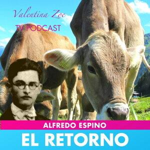 EL RETORNO ALFREDO ESPINO 👨🌾🐮 | Poema El Retorno de Alfredo Espino🌱 | Valentina Z