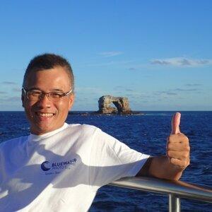 澎湖南方四島水下的美麗與哀愁 -- 專訪南方四島保育協會理事長[鯊魚哥]