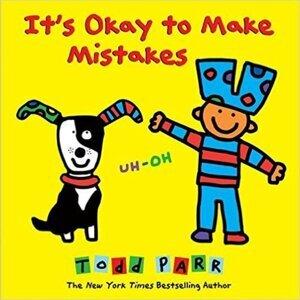 #4《It's Okay to Make Mistakes》即使犯錯了,也沒有關係的!