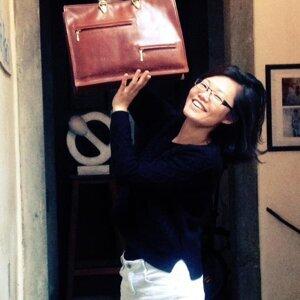 《斜槓創業》 30+到義大利玩皮革,做好財務規劃,生活和享受我都要!!_訪CIAO BORSA皮革包職人Penny