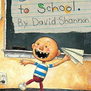 《啊呦叔叔說故事》EP45 小毛上學去 David Goes to School 兒童繪本 ft. Yichung Huang