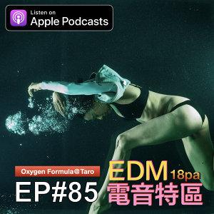 EP85 | Electronic Beats - 派對電音舞曲有氧燃脂系列之『積沙成塔、積水成河、積少化痰』
