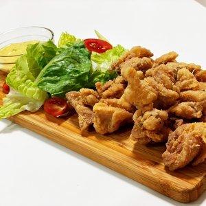 #25#【法克廚房】#酒食人料理長教你在家炸炸雞啦!!!!!追劇必備!超好吃~實測油鍋油炸與氣炸鍋的差別