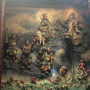 文化讚─《66》靈山派了解前哨!五母裡的金母與王母誰是誰?