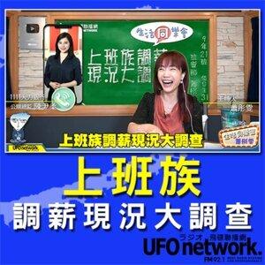 《生活同樂會》 蕭彤雯 主持 2021.10.18 上班族調薪現況大調查!