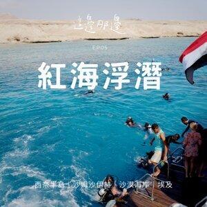 EP 05 【 埃及 】 紅海浮潛|沙姆沙伊赫|陸路通關