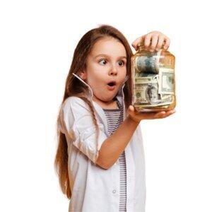 小孩該不該給零用錢?到底要幾歲開始給?